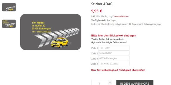 Step by Step Stickershop